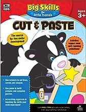 Cut & Paste ، من سن 3–5(مطبوع عليه عبارة Big المهارات للأيدي الصغيرة ®)