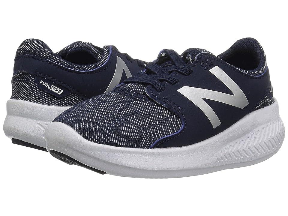 New Balance Kids KACSTv3I (Infant/Toddler) (Pigment/Metallic) Boys Shoes
