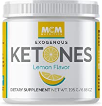 MCM Nutrition – Exogenous Ketones Supplement & BHB - Boosts Energy - Ketone Drink for Ketosis - Instant Keto Mix, Puts You...
