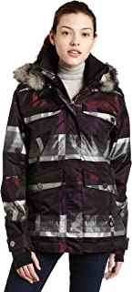 Roxy Snow Juniors Navy Academy Deluxe Snow Jacket