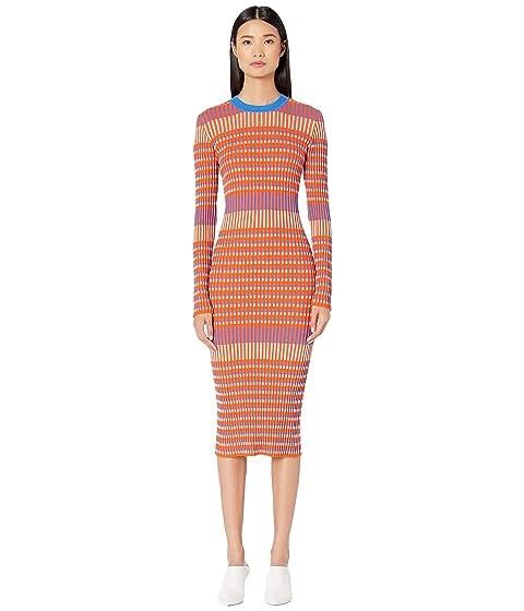 McQ Striped Dress