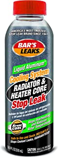 Bar's Leaks 1186 Liquid Aluminum Stop Leak - 16.9 oz