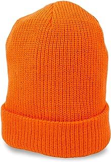 Mil-tec Orange Winter Watch Cap