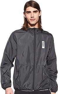 قميص بريليانت بايسيكس ويندبريكر تراك من اديداس للرجال - (Manufacturer Size:X-Large)