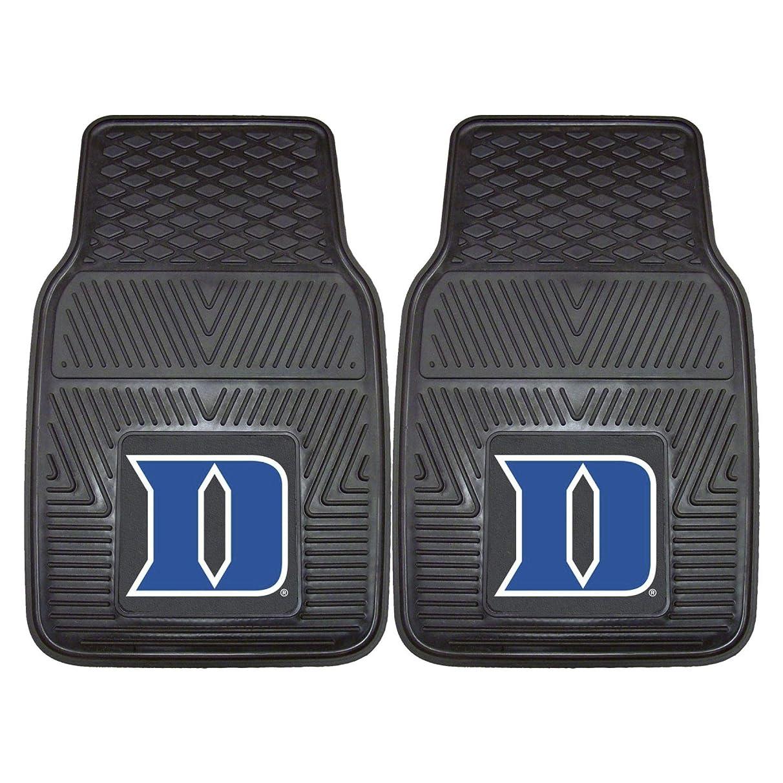 Duke University Heavy Duty Vinyl Car Floor Mats (Set of 2)