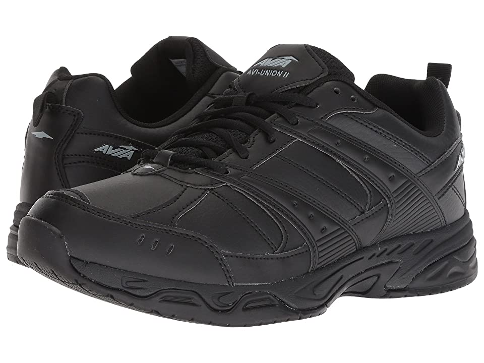 Avia Avi-Union II (Black/Castle Rock) Men
