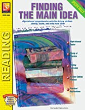 Specific Skills Series: Finding the Main Idea | Reproducible Activity Book