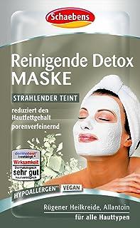 Schaebens Reinigende Detox Maske, 15er Pack 15 x 10 ml