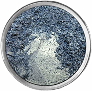 Intuition Loose Powder Mineral Shimmer Multi Use Eyes Face Color Makeup Bare Earth Pigment Minerals Make Up Cosmetics By MAD Minerals Cruelty Free - 10 Gram Sized Sifter Jar