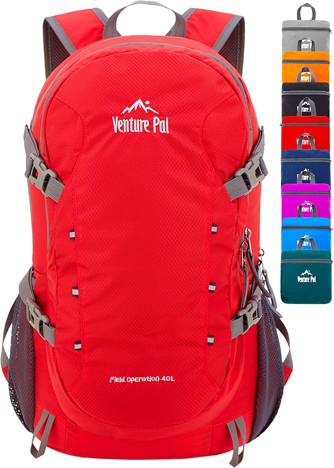 Venture Sale Pal 40L Lightweight Packable Backpack Travel Baltimore Mall Hiking Dayp