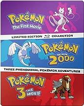 Pokemon Movie 1 + 2 + 3 (BD/STLBK)