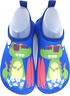 Barefoot Water Shoes Aqua Socks Surf Pool Yoga Beach Swim Exercise for Mens and Womens