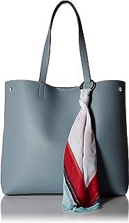 Calvin Klein Rachel Vegan Leather Novelty Tote