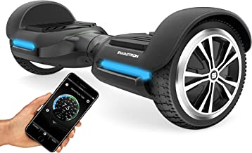 segway hoverboard weight limit