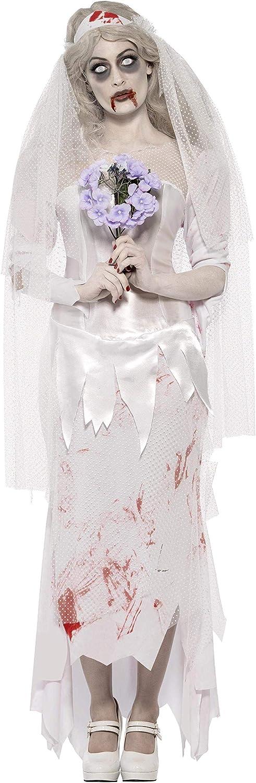 Smiffys Zombiekostüm Braut