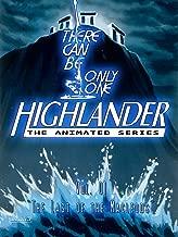 Highlander The Animated Series Vol. 01