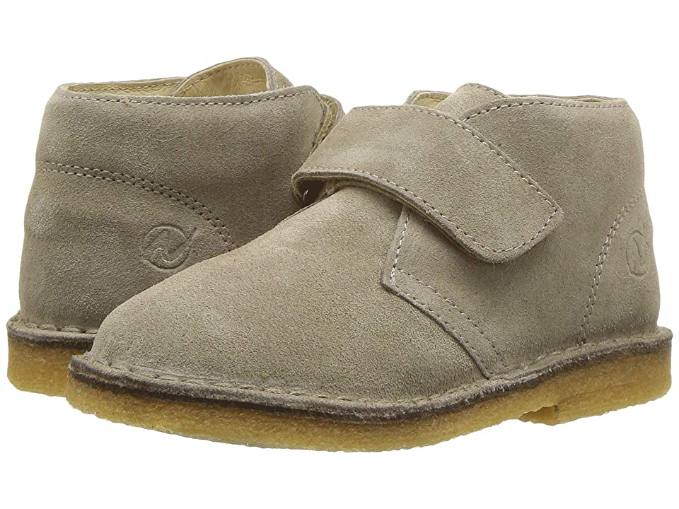 6706327bc02c1 Naturino Choco (Toddler/Little Kid) (Sand Suede) Boy's Shoes