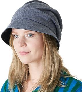CHARM Casualbox | Womens Sun Hat Organic Cotton Japanese Design Soft UV Protection