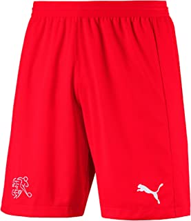 PUMA Heren Broek SUISSE Replica Shorts with Innerslip