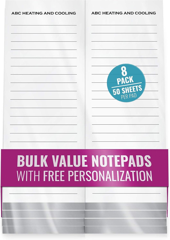 Custom Note Pads – Free Quantity limited Portland Mall Scratch Memo - Personalization