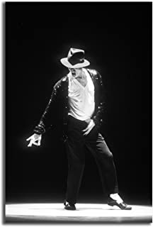 Poster #48 Michael Jackson 80s Pop Rock Musician Music 40x60 inch More Sizes Available