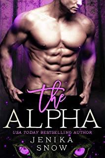 The Alpha (The Lycans, 4)