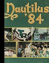 (Reprint) 1984 Yearbook: Theodore Roosevelt High school, Fresno, California