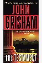 The Testament: A Novel (English Edition) eBook Kindle