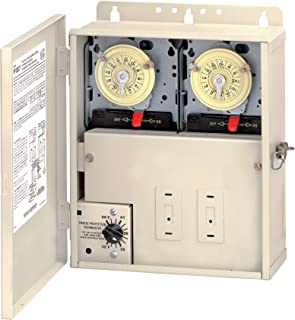 Intermatic PF1202T Multi Circuit Freeze Protection 2 Time Switch