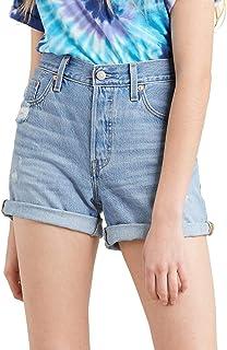 Levi's Women's 501® Short Long Shorts