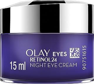 Olay Night Eye Cream: Regenerist Retinol 24 Eye cream, 15g