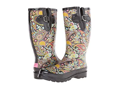 M&F Western Paisley (Black/Multi) Women