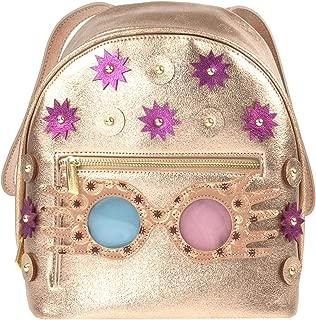 Danielle Nicole Harry Potter Luna Lovegood Metallic Designer Premium Backpack (One Size)