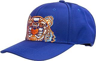 Kenzo Mens Canvas Tiger Cap