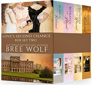 Love's Second Chance Series Box Set Two: Books Five to Eight