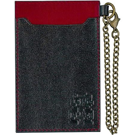 三英貿易 FAVORITE+ Leather Goods 本革パスケース(スーパーマリオブラザーズ) 革小物 高さ11cm