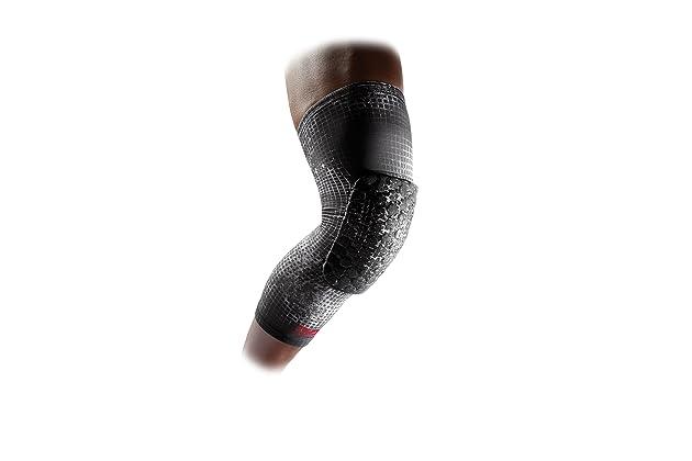3970c1fb15 McDavid Teflx Padded Leg Sleeves and Compression, Pair