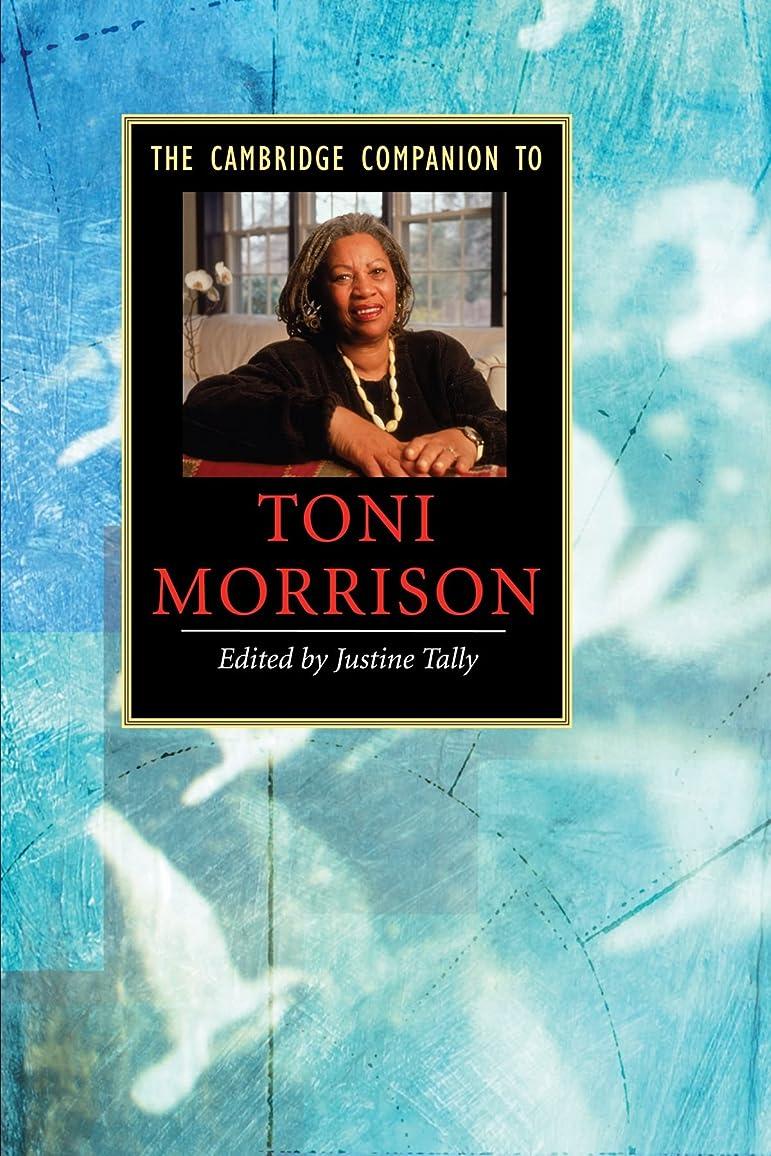 パシフィック引用忠誠The Cambridge Companion to Toni Morrison (Cambridge Companions to Literature)