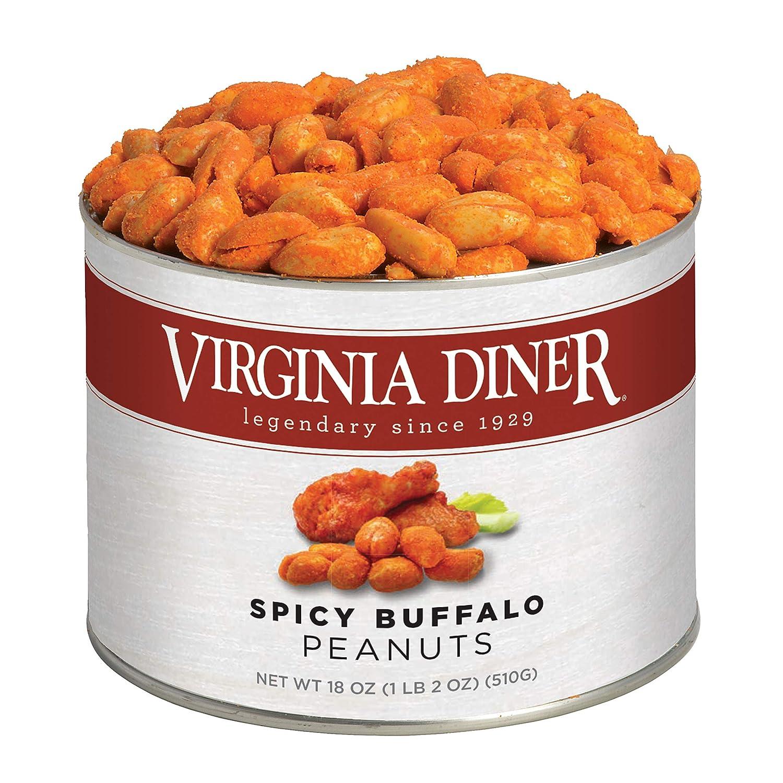 Virginia Diner - Nippon regular Ranking TOP19 agency Gourmet Peanuts Natural Spicy Buffalo