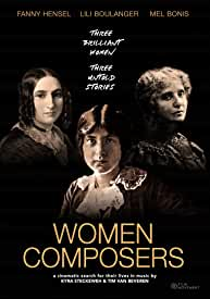 Fascinating Music Documentary WOMEN COMPOSERS arrives on DVD and Digital July 20 from Film Movement