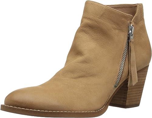 Sam Edelman Wohommes Macon Ankle démarrage, oren Caramel Leather, 5 M US