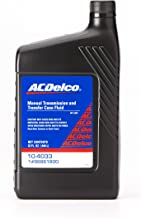 ACDelco 10-4033 Manual Transmission Fluid - 1 qt