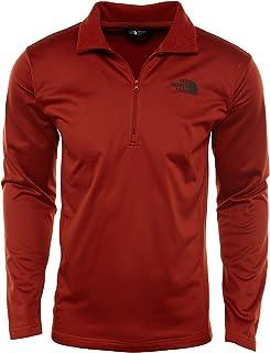 2b3207a3c North Face Tech Glacier 1 4 Zip Pullover Jacket Mens Style  A2VG7-EKJ