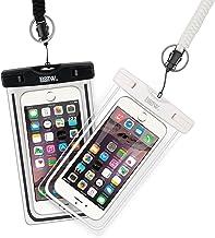 EOTW 2 Stück wasserdichte Handy Hülle, Wasser- und staubdichte Hülle für iPhone,..