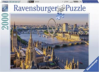 Ravensburger Sentimental London Jigsaw Puzzle (2000 Piece)