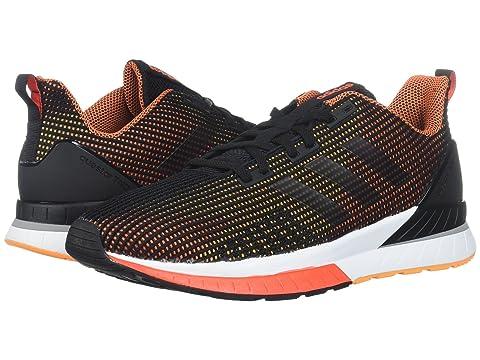 Enjoy adidas Running Questar TND Core Black/Core Black/Hi-Res Orange Looking For Sale Online EL8HnZ3f4