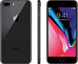 Apple iPhone 8 Plus, 64GB, Space Gray - For AT&T / T-Mobile (Renewed)