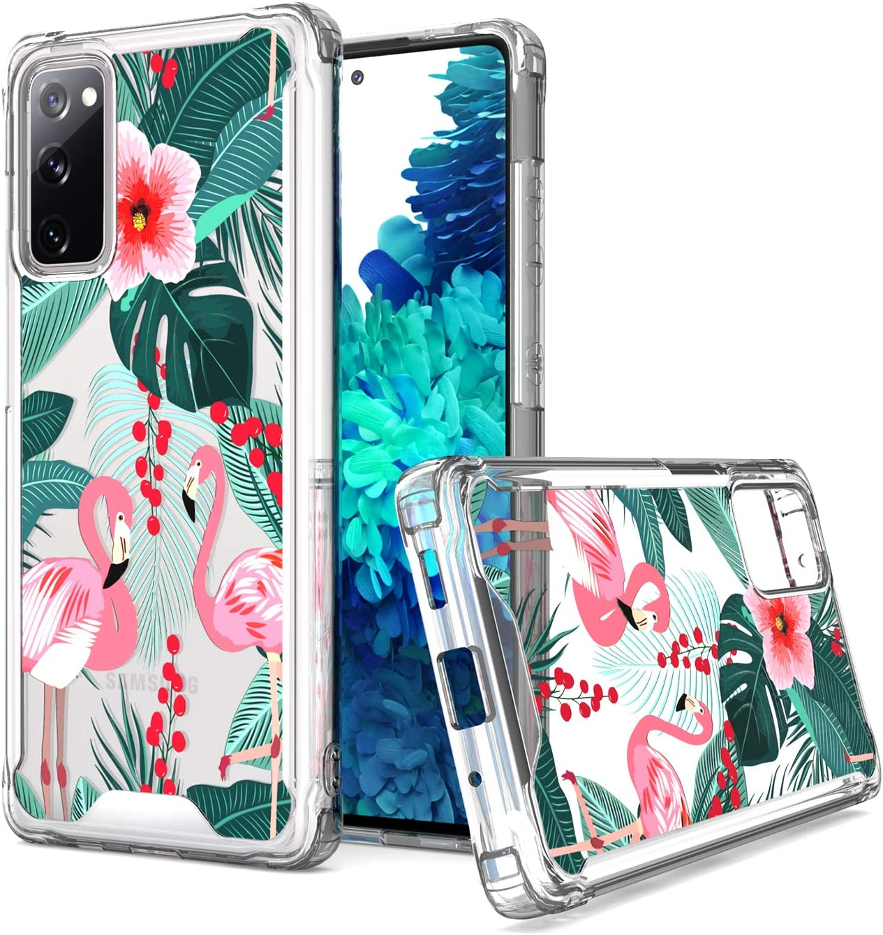 Special price for a limited time KWEICASE Cell Phone Case for Samsung OFFicial shop S20 Edition Sam Galaxy Fan
