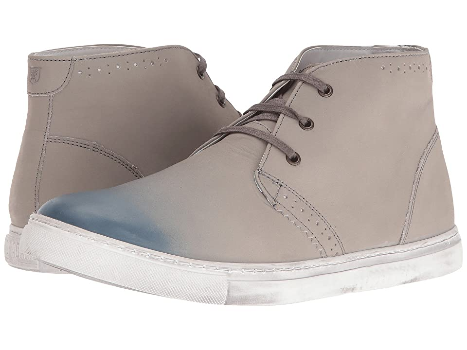 Stacy Adams Wynton Chukka Boot (Gray/Navy) Men