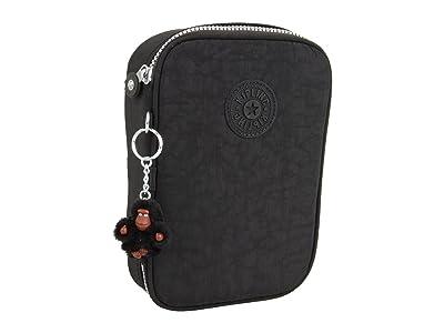 Kipling 100 Pens Case (Black) Travel Pouch
